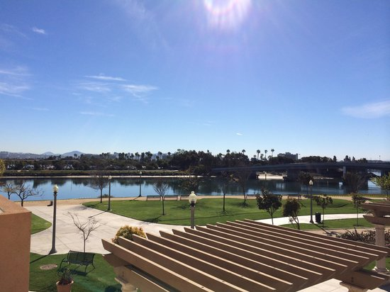 Courtyard by Marriott San Diego Airport/Liberty Station : View from the Room