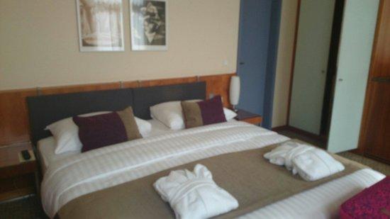 K+K Hotel Central: Chambre executive