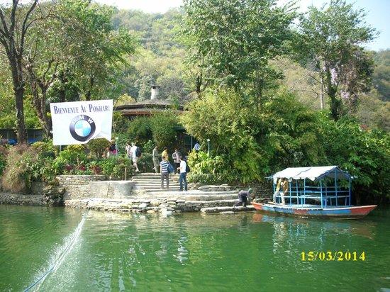Fish Tail Lodge: BMW GROUPE 1  MARS 2014