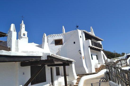 Hotel Artiem Capri Menorca: Binibeque