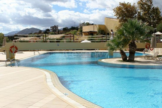 Water Activities Station Picture Of Candia Park Village Agios Nikolaos Tripadvisor