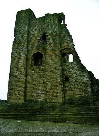 Scarborough Castle: Normanneturm