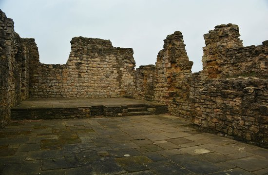 Scarborough Castle: Great Hall