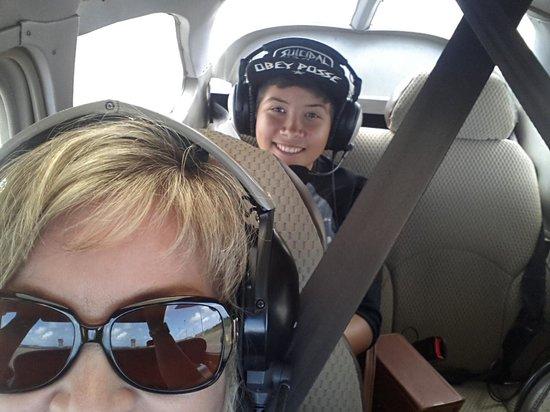 Wings Over Kauai Air Tour: Take off