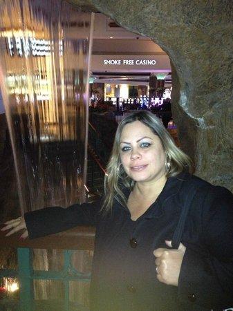 Foxwoods Resort Casino : enjoying the evening with my husband