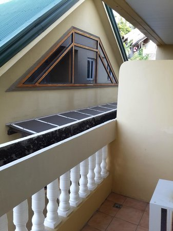 Boracay Breeze Resort: Балкон