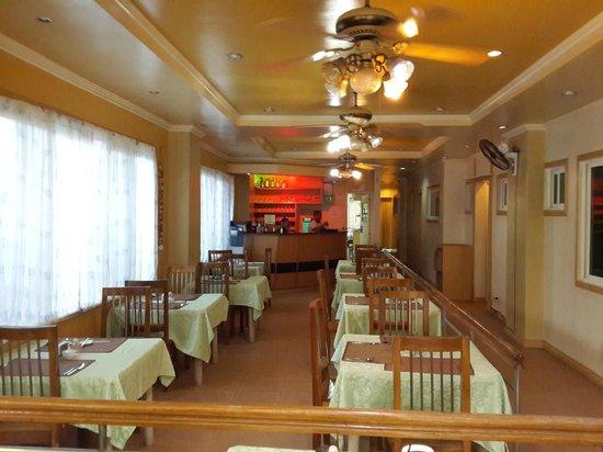 Boracay Breeze Resort: Пищеблок