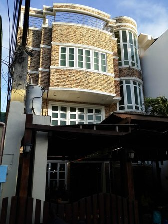 Boracay Breeze Resort: Здание