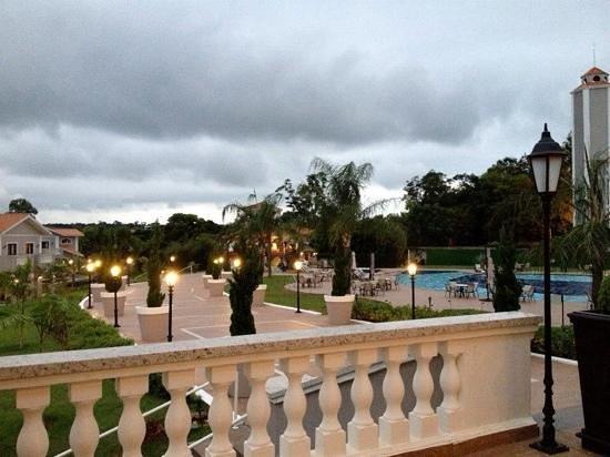 Wish Resort Foz do Iguaçu: vista da casa principal