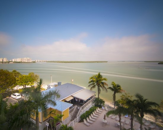 Lovers Key Resort : The view from 506