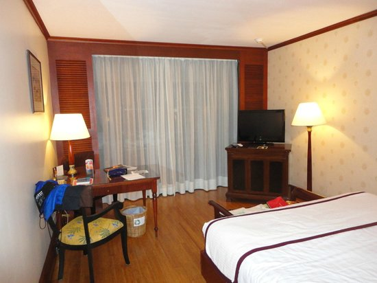 InterContinental Tahiti Resort & Spa: Main Hotel Room