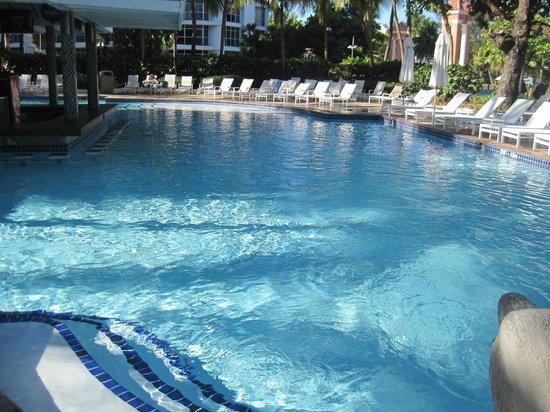 The Condado Plaza Hilton: The main pool