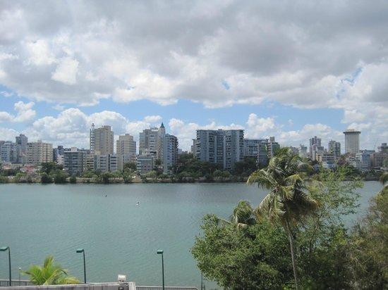 The Condado Plaza Hilton: Lagoon View Room