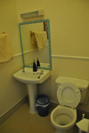 Gate Lodge Guesthouse: Baño