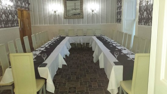 Lowenac Hotel: restaurant