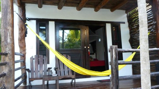 Playa Selva: room