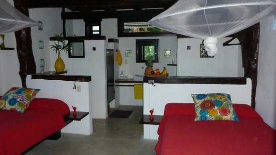 Playa Selva: La Duna room