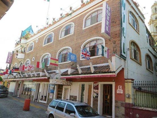 Hotel Italo (mars 2014)