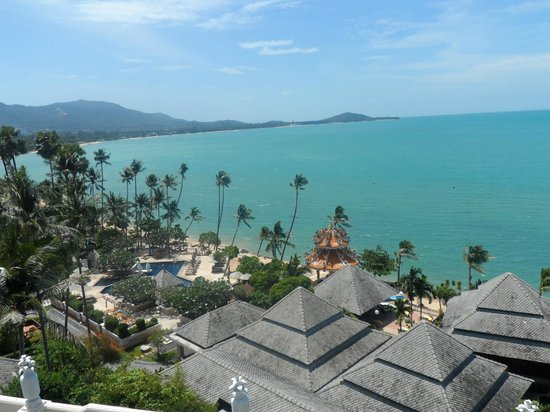 Fair House Villas & Spa: awesome view from my room