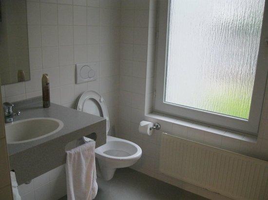 Hotel du Congres : ванная комната