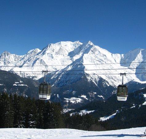 شاليه دانطوان: Mont Blanc