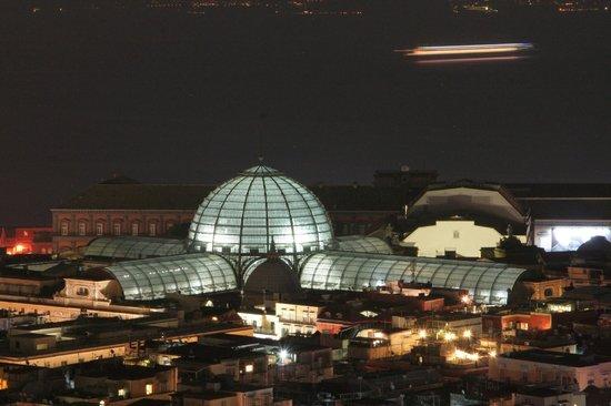 Hotel San Francesco al Monte: Night time Naples