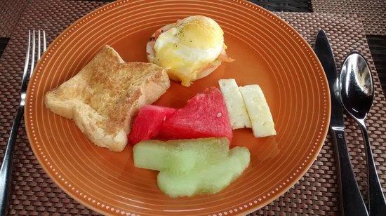 Jumeirah Mina A'Salam: ontbijt!