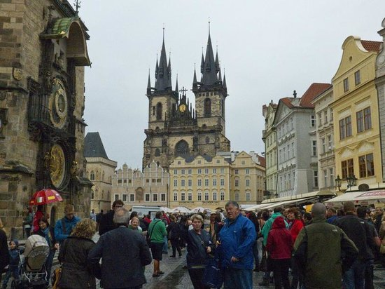 Personal Prague Guide - Private Tours : Old Town Square
