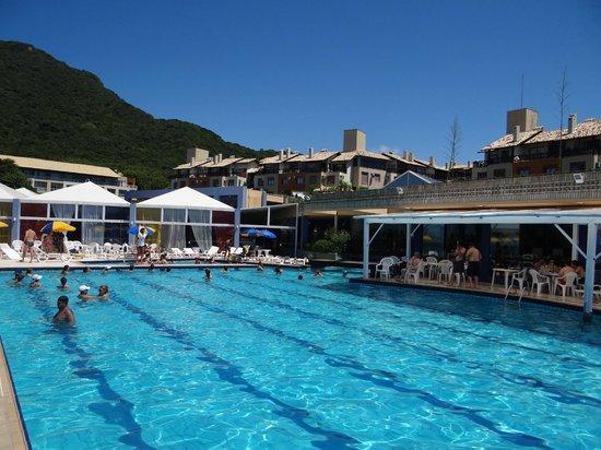 Costão do Santinho Resort Golf & Spa: Piscina maravilhosa