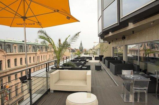 Duplex : Terrace