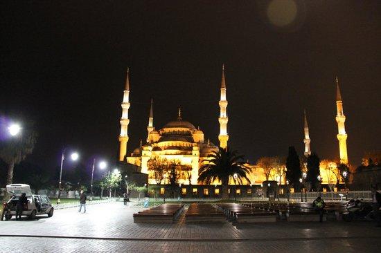 Mezquita Azul: 6
