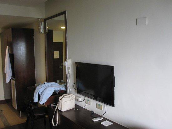 Ching Sheng Hotel: chambre