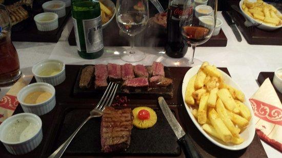 Rolli's Steakhouse Schlieren: Steak at its best