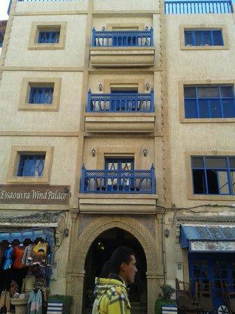 Essaouira Wind Palace : façade