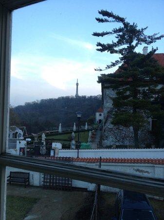 Hotel Monastery: Petrin Tower