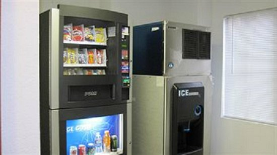 Pleasant Hill Inn : Vending Machine