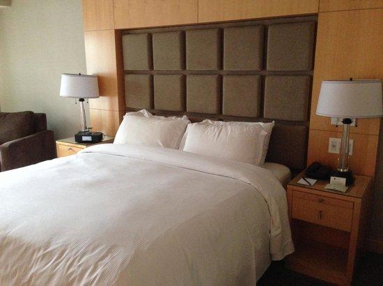 SoHo Metropolitan : Comfortable bed