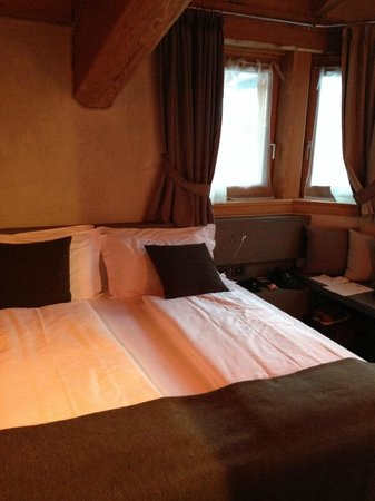 DV Chalet Boutique Hotel & Spa: our room