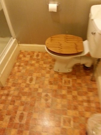 St. Enoch Hotel: toilet