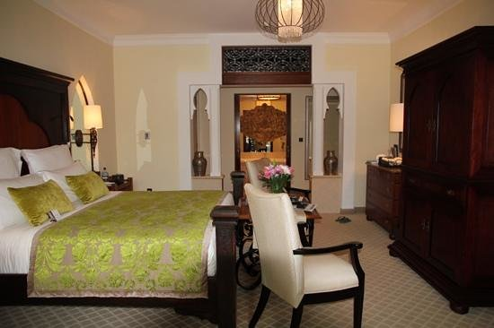 Residence & Spa at One&Only Royal Mirage Dubai: Our room!