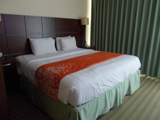 Newport Beachside Hotel and Resort: Habitacion