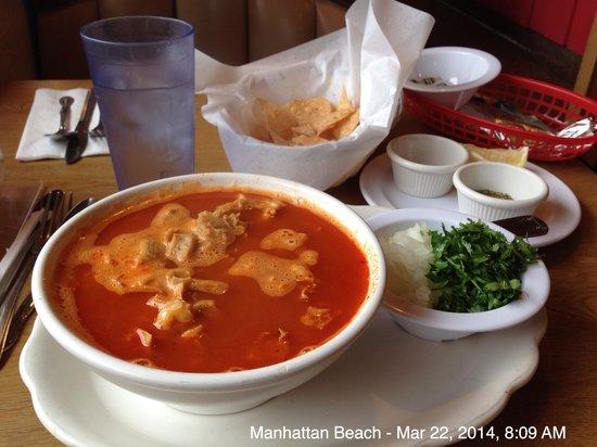 Sion S Mexican Restaurant Menudo At