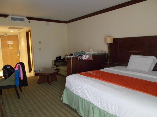 Newport Beachside Hotel and Resort: habitacion