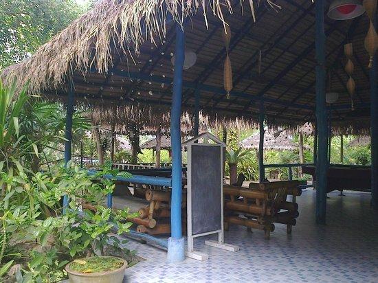 Blue Lagoon Kohchang : Superbe site pour le restaurant
