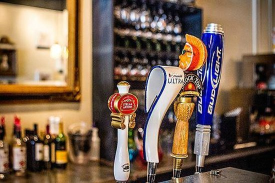 Tavern on the Hill: Draft Beer