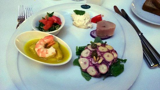 Trilye Restaurant : Fine Starters