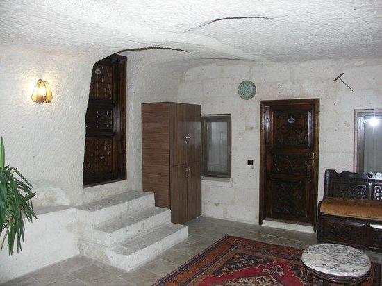 Anatolian Cave Hotel: 館内