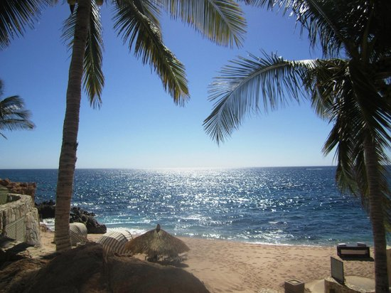 Grand Fiesta Americana Los Cabos All Inclusive Golf & Spa : View from pool