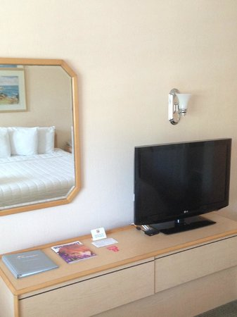 Blue Marlin Motel: Nice TV