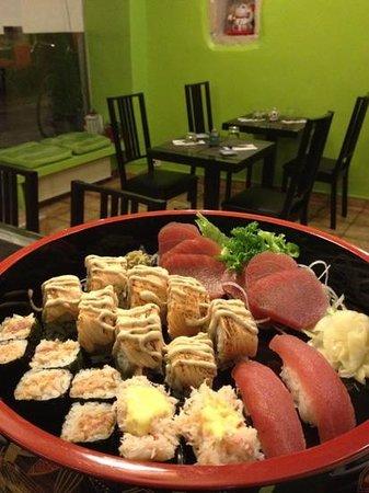 Yamato Sushi Bar : sushi